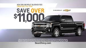 Deal With Dean For Chevy Truck Month With Specials On 2016 ... Mcloughlin Chevy New Chevrolet Dealership In Milwaukie Or 97267 Fleet Commercial Truck Specials Near Denver Highlands Ranch Silverado 3500 Lease And Finance Offers Richmond Ky 1500 Deals Pembroke Pines Autonation Buick Gmc Auto Brasher Motor Co Of Weimar Used Car Near Worcester Ma Colonial West Souworth Is A Bloomer Cars Service South Portland Dealership Use Jimmie Johnson Kearny Mesa 2500 Chittenango Ny Explore Available At Fairway Hazle Township