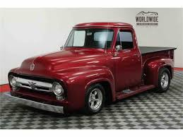 1955 Ford F100 For Sale | ClassicCars.com | CC-1051517 Flashback F10039s New Arrivals Of Whole Trucksparts Trucks 1955 Ford F100 Pickup Truck Hot Rod Network Custom Street W 460 Racing Engine For Sale 1963295 Hemmings Motor News Pick Up F1 Pinterest 1953 Original Ford Truck Colors Dark Red Metallic 1956 Wallpapers Vehicles Hq Pictures F 100 Like Going Fast Call Or Click 1877 Pictures F100 Q12 Used Auto Parts Plans Trucks Owner From The Philippines