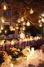 Asian Inspired Outdoor Wedding Reception