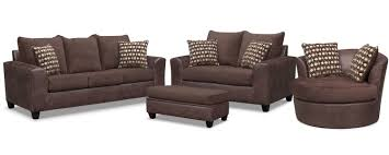 Value City Furniture Headboards King by The Brando Living Room Collection Chocolate Value City Furniture