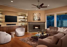 Northwest Hills Remodel Contemporary Living Room Austin by
