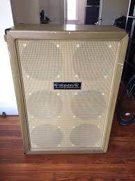 Custom Guitar Speaker Cabinet Makers by Emperor 6x12 Custom Guitar Cabinet 8 Ohm 420w Sunn Green