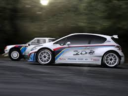 Peugeot Announces 208 T16 Rally Car European Car Magazine