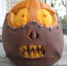 Sick Pumpkin Carving Ideas by The Hannibal Pumpkin