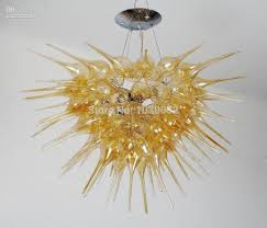 Hot Sale Blown Glass Staircase Dale Chihuly ChandelierChina
