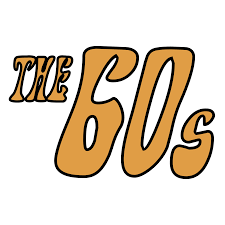 The 60s Logo SVG Vector