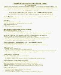 Resume Examples Study Abroad Experience Hostess Example