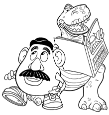 Classy Inspiration Toy Story Coloring Book