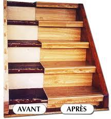 vernir escalier bois great tendance escaliers with vernir