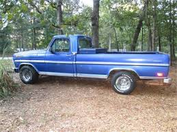 100 1969 Ford Truck For Sale F100 For ClassicCarscom CC1187796