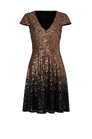 ombre natasha dress by badgley mischka for 55 75 rent the runway