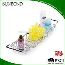 Bathtub Caddy With Reading Rack by Bathtub Caddy Bathtub Caddy Suppliers And Manufacturers At