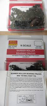 100 N Scale Trucks Other Parts And Accs 13294 MicroTrains Stock 00310042
