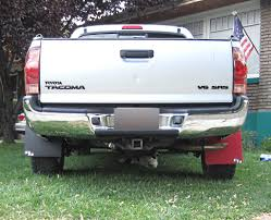 Toyota Tacoma '05-'15 Mud Flaps For Over-Sized Tires – RokBlokz Airhawk Truck Accsories Inc Amazoncom Removeable Mud Flap Fits All Pickups With 2x2 Rock Tamers 00108 Hub System For 2 Receiver Roection Hitch Mounted Flaps Universal Protection Flaps For 05 15 Tacoma Guards Splash Front Rear Oem Installed Ram Rebel Forum Husky Or Weather Tech Page Dee Zee Dz1800 Britetread Automotive An Old Pickup Truck In Iowa Mudflaps Stock Photo Hdware Gatorback Chevy Gold Bowtie