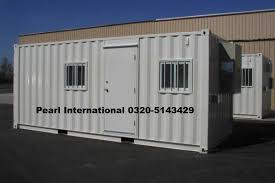 100 Container House Price Porta Cabins In Pakistan