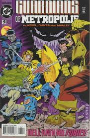 Guardians Of Metropolis 1994 4