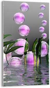 arttor glasbilder wohnzimmer modern und wandbilder schlafzimmer dekoration wohnung wand bilder auf glas in vielen größen gpa65x120 2329