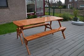 build your own convertible picnic table bench diy projects for