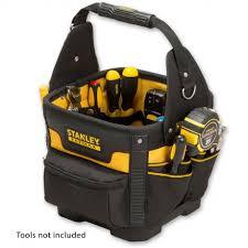 Stanley FatMax Technician's Tool Bag - Tool Bags - Tool Rolls ...
