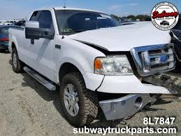 100 After Market Truck Parts Used 2008 Ford F150 XLT 54L 4x4 Subway