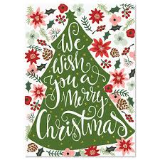 Sizzix Thinlits Dies FoldALong Christmas Tree Card