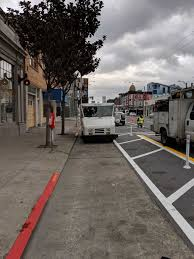100 Who Makes Mail Trucks Every Blocked Bike Lane Report SF On Twitter Intersection Of Grace
