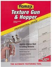 Homax Ceiling Texture Spray homax 4670 pro gun and hopper for spray texture repair 49to ebay
