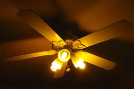 Ceiling Fan Humming Noise by How To Hush A Ceiling Fan Hum When Running At A Slow Speed Hunker