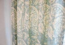 Pottery Barn Floral 40 60 Curtains Drapes & Valances