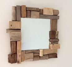 plus de 25 idées uniques dans la catégorie miroir en bois flotté