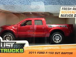 Jada Just Trucks 1:32 Scale Red 2011 Ford And Similar Items