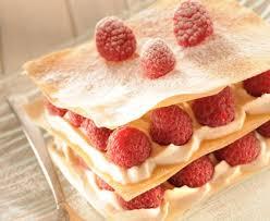 cuisine feuille de brick mille feuilles de brick aux fraises ou aux framboises recette de