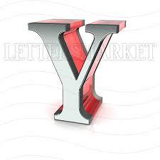 LettersMarket Royalty Free Y