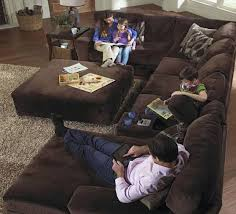 Deep Seated Sofa Sectional by Best 25 Reclining Sectional Sofas Ideas On Pinterest Reclining