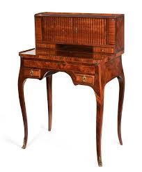 bureau bonheur du jour petit bureau à gradin dit bonheur du jour en bois de et