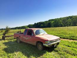 100 Cheap Old Trucks Hack Up An Old Subaru Or Buy Another Cheap Farm Beater The Gear Page