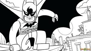 Batman Robin And Joker Coloring Pages Printable Cartoon Color Page Characters Plate Picture Full Size