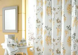 shower curtains shower curtain sizes guide bathroom images