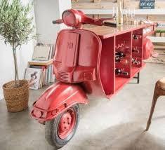 unikat scooter bar konsolentisch fahrzeugausstattung