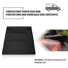 OUTAD Foldable Tonneau Cover With Lamp Truck Bed Cover 2014-2018 ... For Portable Generators Ows Work Hard Dirty Tank Top Offerman Nutzo Tech 1 Series Expedition Truck Bed Rack Nuthouse Industries Pick Up Storage Drawers Httpezsverus Pinterest Truxedo Pro X15 Cover Decked System For Midsize Toyota Tacoma Dimeions Roole Undcover Covers Flex Liner Cm Alsk Model Alinum Cabchassis 94 Length 60 Ca Cargo Manager Divider By Roll N Lock 4wheelonlinecom Westin Platinum Series 3 In Round Cab Step Bar