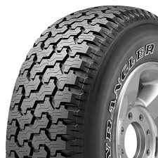 GOODYEAR® WRANGLER RADIAL Tires