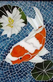 repurpose ceramic tile mosaic craft ideas garden with