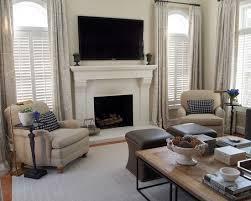 best 25 fireplace between windows ideas on pinterest farmhouse