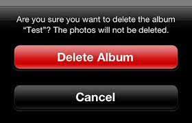 How to Delete a Album on the iPhone 5 Solve Your Tech
