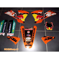 kit deco 125 sx 2004 rd2shop sx 50 65