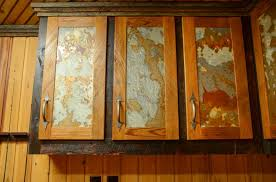 Rustic Cabinets With Tin Metal Hardware And Quality Woods Turnipseed Construction