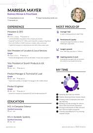 Marissa Mayer's Yahoo CEO Resume Example | Enhancv Ceo Resume Templates Pdf Format Edatabaseorg Example Ceopresident Executive Pg 1 Samples Cv Best Portfolio Examples Sample For Assistant To Pleasant Write Great Penelope Trunk Careers 24 Award Wning Ceo Wisestep Assistant To Netteforda 77 Beautiful Figure Of Resume Examples Hudsonhsme