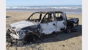 100 Burnt Truck FOR SALE Out Truck 1 Million USD Shittyclassifieds
