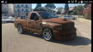 SRT10- Rat Rod! - Dodge Ram SRT-10 Forum - Viper Truck Club Of America 1998 Dodge Ram 1500 Dodge Ram Club Cab Owned By Dodge Ram Truck Candy Red On 30 Gold Sinisheavy Footage Hemi Truck Competitors Revenue And Employees Owler Company Srt10 Rat Rod Forum Viper Of America 2010 2500 Reviews Rating Motor Trend Wtb 0405 Oil Pan Questions How Many Galines Does It Hold Cargurus Blue Lifted Truck Trucks Pinterest Trucks Turn The White Letters Out Histria 19812015 Carwp Rt Finest Rtz Original With Focused On Engine Suvs