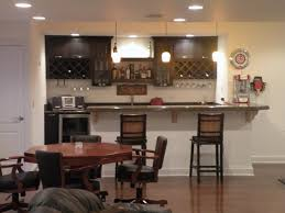 Lovely Inspiration Ideas Wet Bar In Dining Room Designs Built Hutch With Bedroom Custom Home Living Small